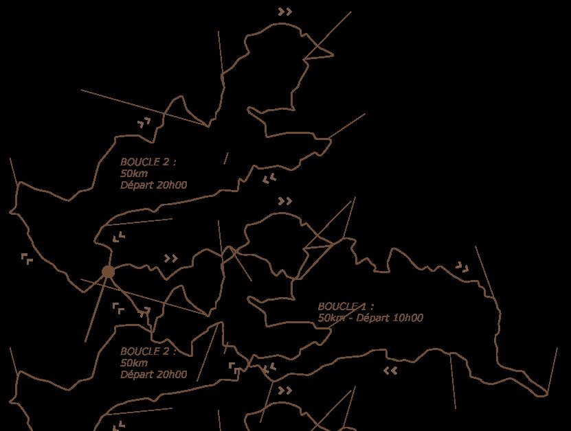 7 et 8 juillet 2012 - 100 km du Perche - 50 km et 25 km Crbst_carte